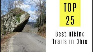 TOP 25. Best Hiking Trails in Ohio