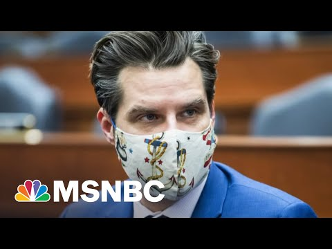 Indicted Gaetz Associate Said To Be Cooperating With DOJ | Morning Joe | MSNBC