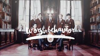 BTS ❝Worst Behavior❞ (HIGH SCHOOL AU)