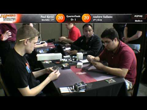 Grand Prix Oklahoma City 2015 Quarterfinals