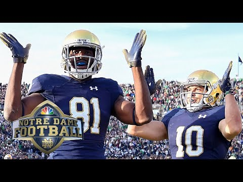 Top Notre Dame Football home game moments of 2018 | NBC Sports