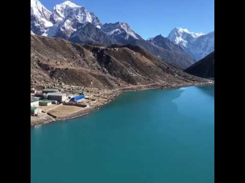 Everest gokyo trekking 2017