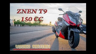 Gambar cover ZNEN T9 150CC REVIEW