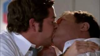 Chuck & Casey Kiss