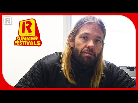 Taylor Hawkins Discusses Foo Fighters Upcoming Album Plans & More