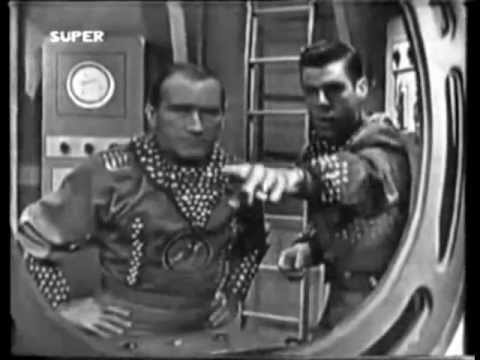 (1955) Tom Corbett Space Cadet Fight for Survival