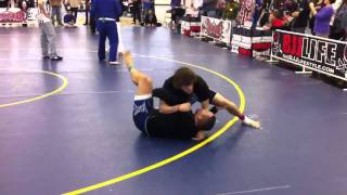 Pat Barry Vs. Andy Acker Absolute Division Combat Corner Tournament