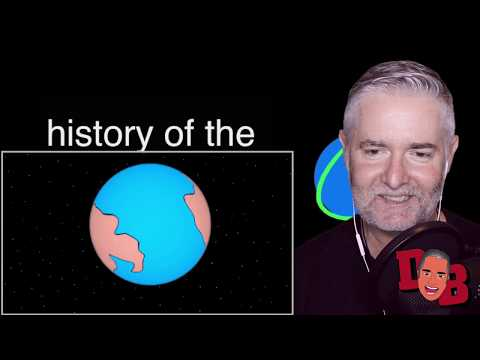 history of the entire world, i guess - DeanBarry Watches And Is Bombarded With Information