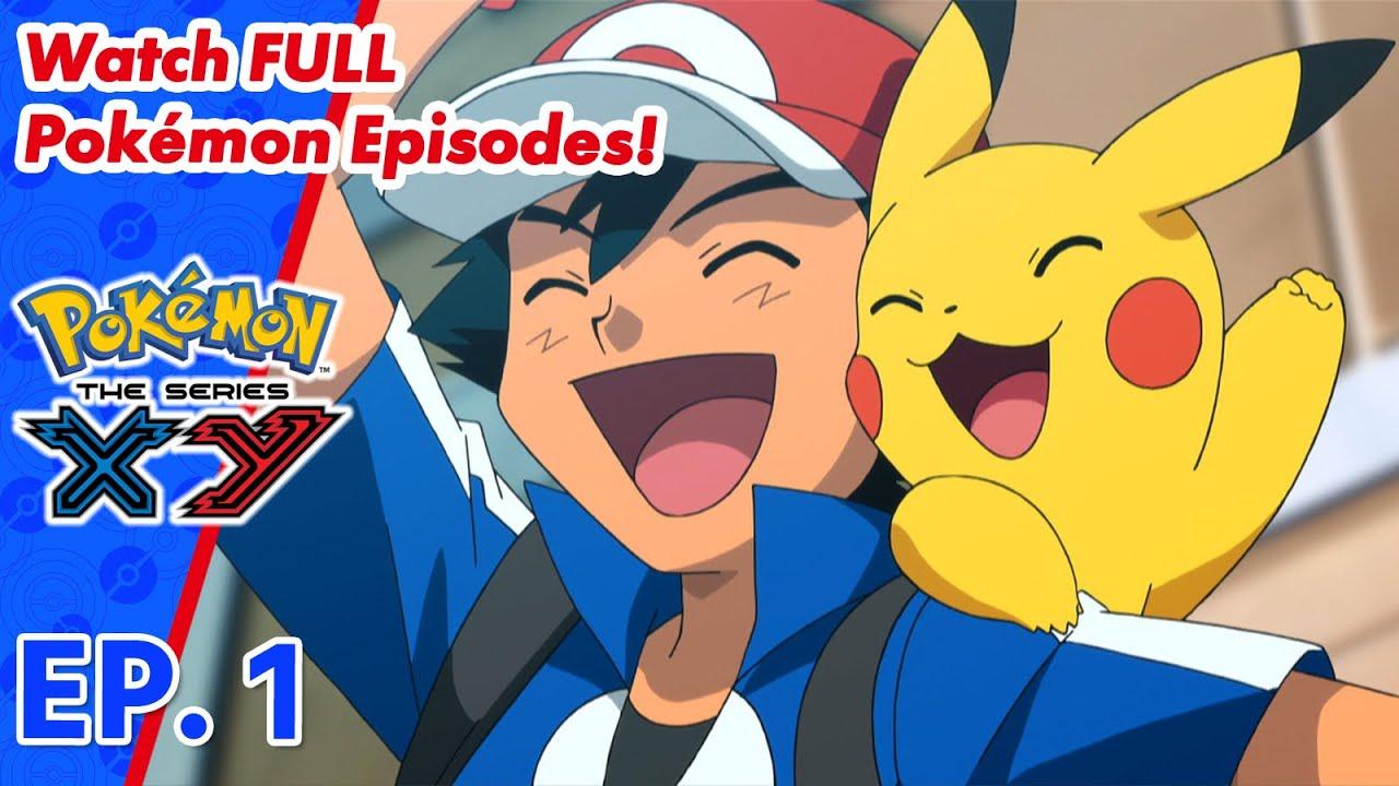 Download Pokémon the Series: XY| EP01 Kalos, Where Dreams And Adventures Begin! | Pokémon Asia ENG