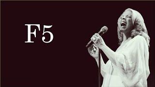 [HD] Patti Austin Vocal Range (A2 - G6)