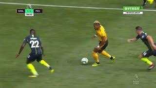 Adama Traoré vs Manchester City (Home) 25/08/2018 HD