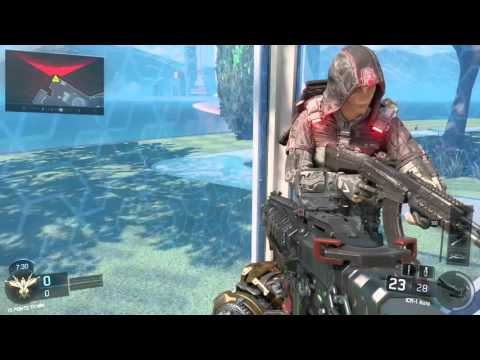 Call of Duty: Black Ops 3 - Weeping Angels Nuk3town Easter Egg