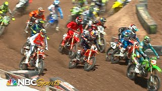 Supercross Round #11 at Salt Lake City | 450SX EXTENDED HIGHLIGHTS | Motorsports on NBC