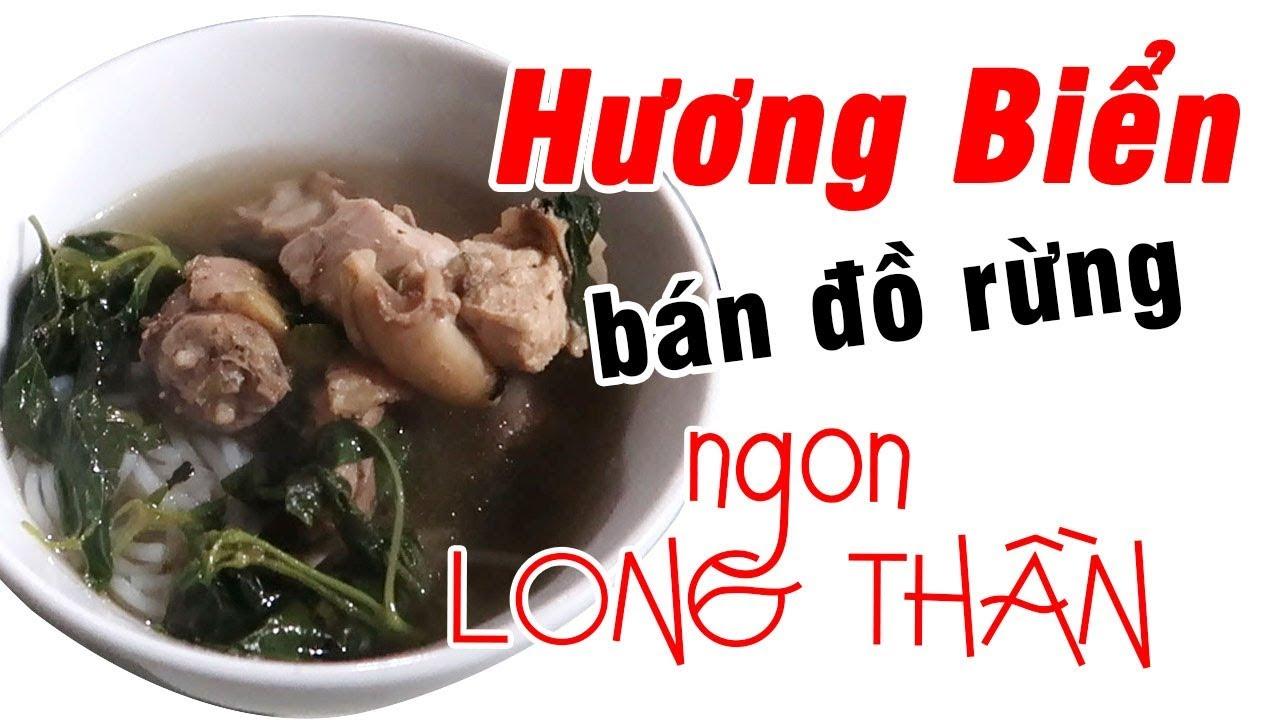 Review Quán Hương Biển – Có món gà ngon Long Thần !!! Du Lịch Ăn Uống Cam Ranh #01