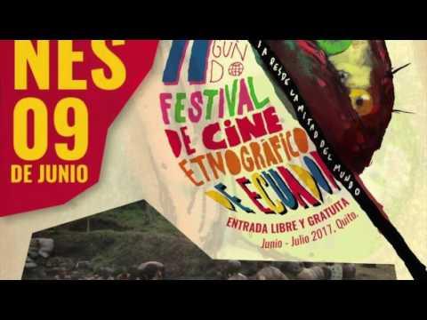 Segundo Festival de Cine Etnográfico Ecuatoriano