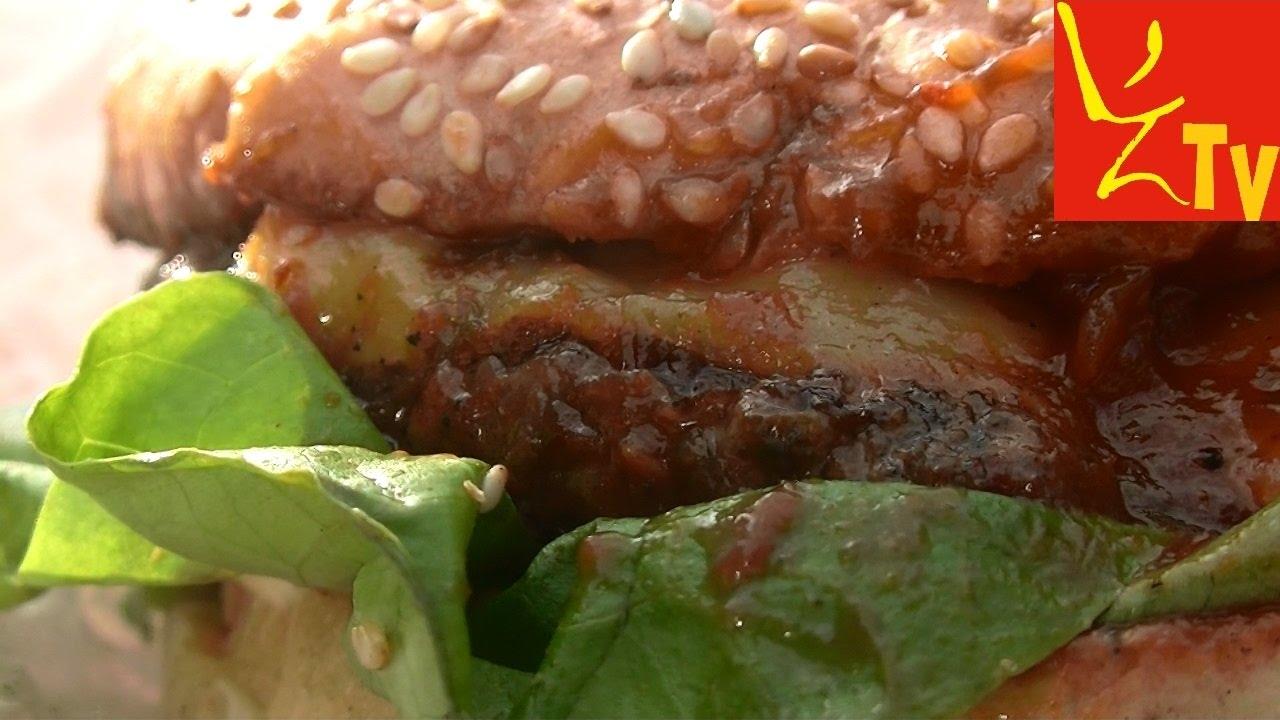 PRAWDZIWY Burger z Boogie Truck