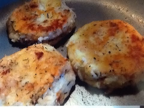 Traditional Newfoundland Fish Cakes - Bonita's Kitchen