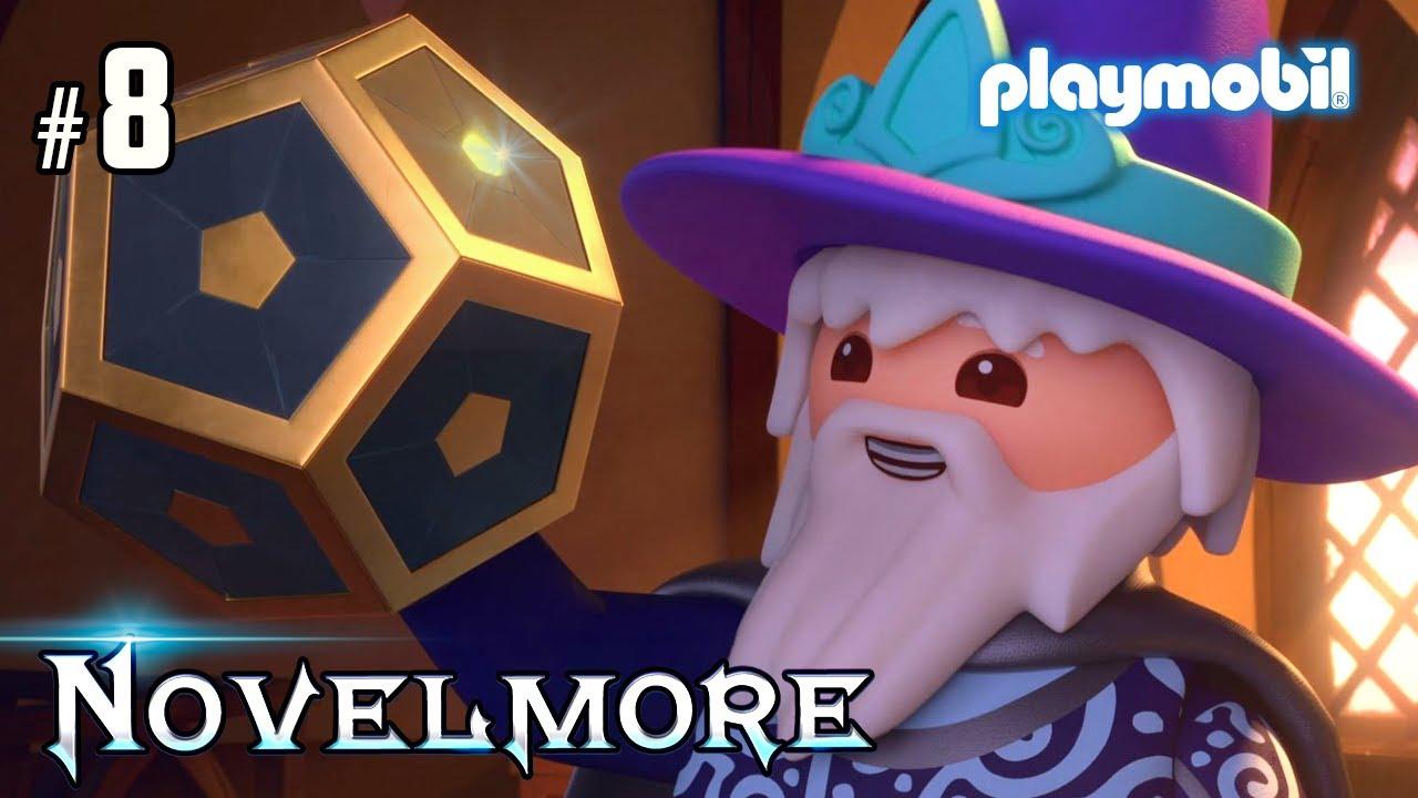 Novelmore Episode 8 I English I PLAYMOBIL Series for Kids