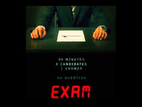 Exam (2009) - Soundtrack