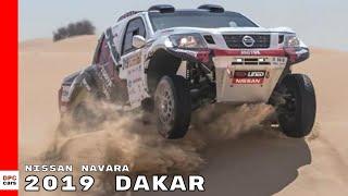 South African Built T1 Nissan Navara Truck - 2019 Dakar
