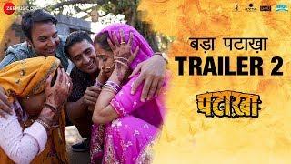 Pataakha | Official Trailer 2 | Vishal Bhardwaj | Sanya Malhotra | Radhika Madan | Sunil Grover