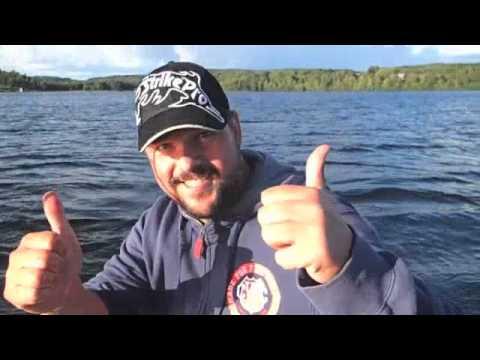 Avondje vissen in Zweden - Sportfishing Dalsland