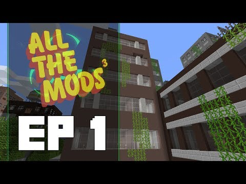 ATM 3: The Lost Cities Ep 1 | The New Adventure! | Dolinmyster Plays All The Mods 1.12