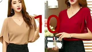 Изысканные и стильные блузы с сайта AliExpress.(топ-20).