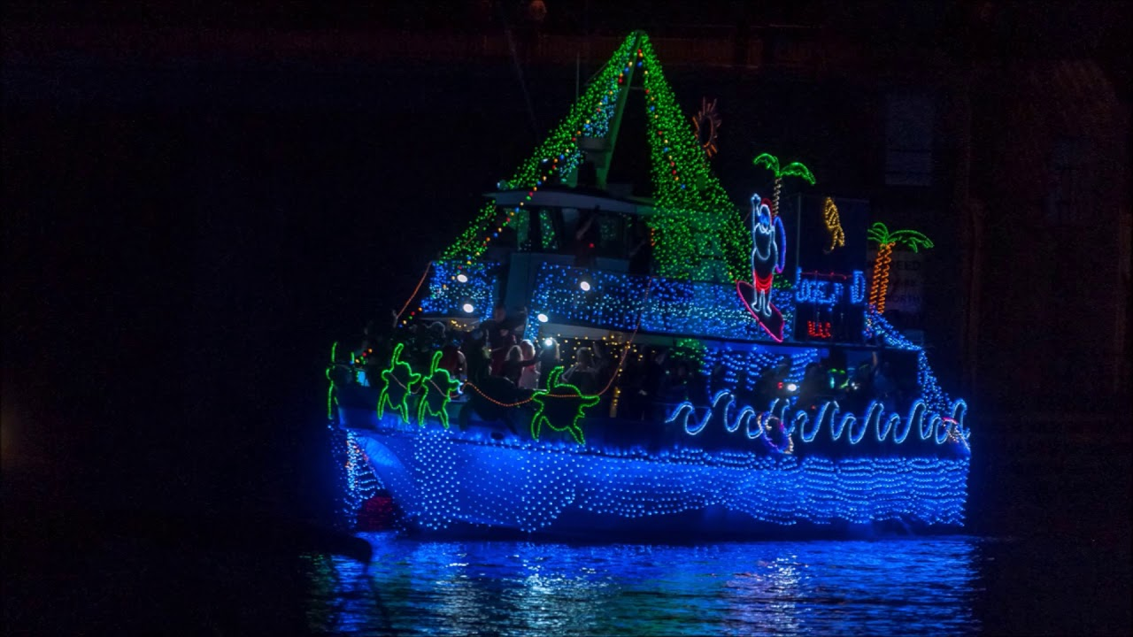 Where Can We Park For The Christmas Boat Parade 2021 Boat Parade Marine Industries Association
