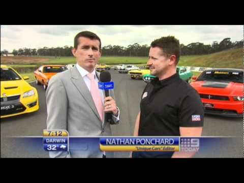 Muscle Cars - Australia vs United States