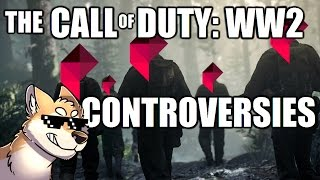 The Call of Duty:WW2 Controversies