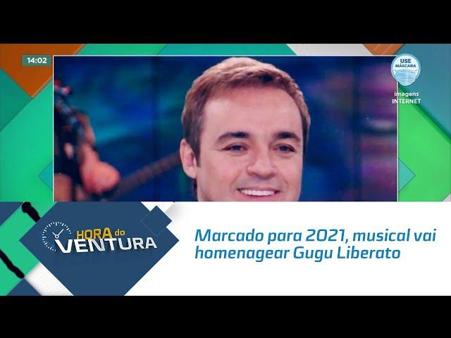 Marcado para 2021, musical vai homenagear Gugu Liberato