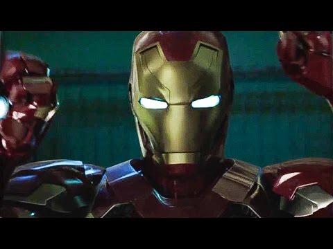 Captain America 3 Civil War All NEW Movie Clips (2016) Marvel Superhero Movie HD