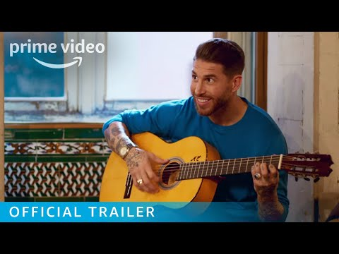 Sergio Ramos abre su corazón para una docuserie de Amazon Prime Video