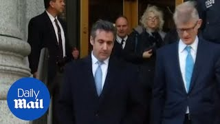 Mueller filings reveal more contact between Cohen and Russia