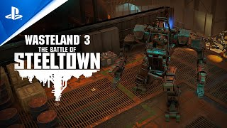 Wasteland 3: The Battle of Steeltown - Announcement Teaser I PS4