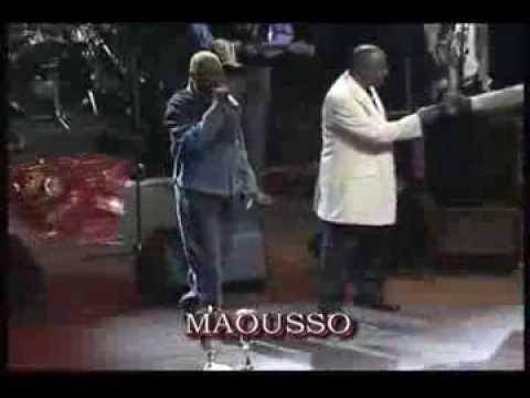 King Kester Emeneya & Victoria Eleison - Maousso - Olympia 2002