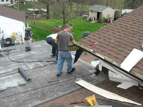 Torch Down By Ace Roofing