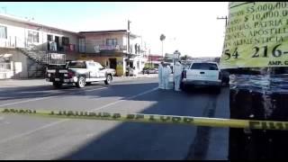 Matan a mujer en Los Altos