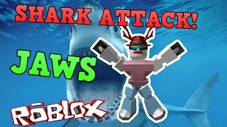 SHARK ATTACK! | Roblox JAWS