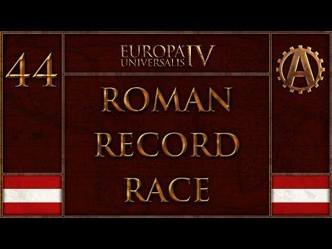 EUIV The Holy Roman Record Race 44