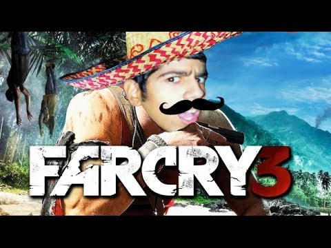 Far Cry 3 | Machinima y drogas