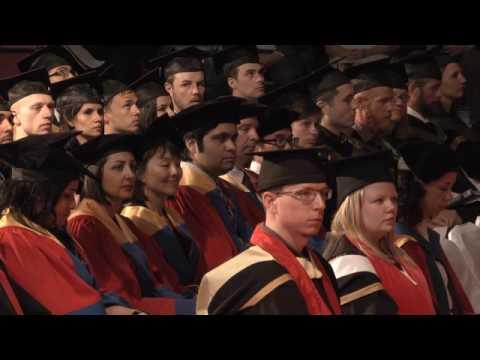 University of Calgary - Convocation Ceremony, June 8, 2017 - PM