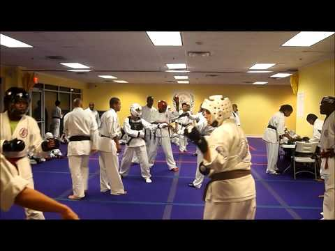 Cayman Islands Purple Dragon Grading - 26 June 2012 (Full video)