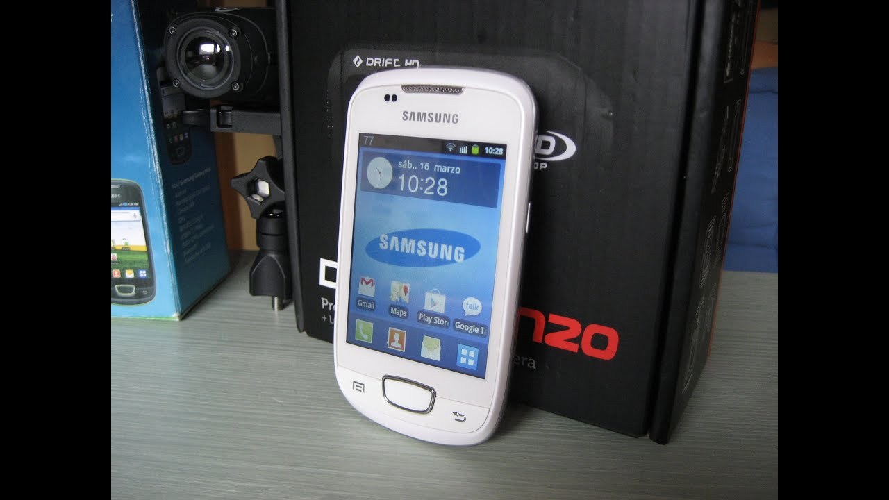 facebook pour samsung galaxy mini gt-s5570