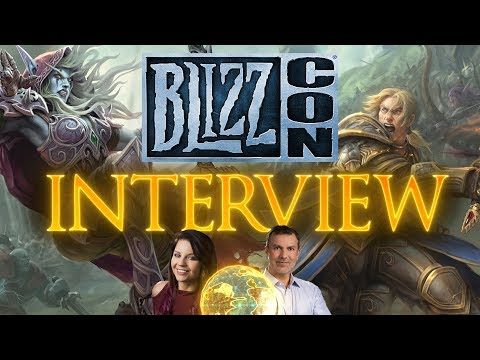 Beyond the Sanctum: Blizzcon 2017 Developer Interview