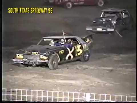 South Texas Speedway | Demo Derby 1996