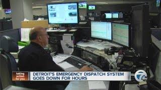 Detroit communications system fails