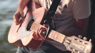 Ed Sheeran - I see fire (Fingerstyle Guitar + Violin cover)