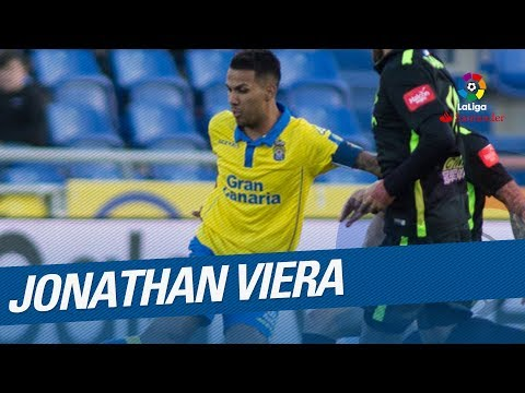 Jonathan Viera's Best Moments in LaLiga Santander 2016/2017